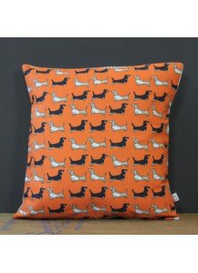 Darling Dachshund Cushion Cover